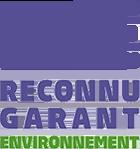 RGE - Reconnu Garant de l'Environnement
