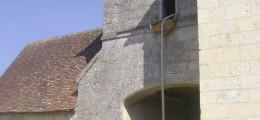 Isolation écologique par soufflage de ouate de cellulose dans l'Orne