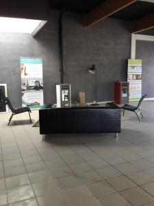 show-room planète isolation de Louviers